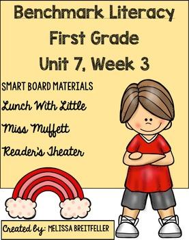 Benchmark Literacy First Grade Unit 7, Week 3