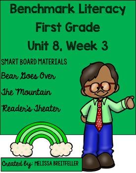 Benchmark Literacy First Grade Unit 8, Week 3