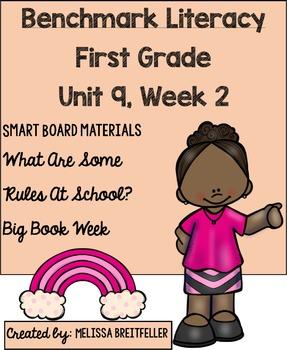 Benchmark Literacy First Grade Unit 9, Week 2