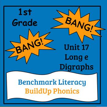 "Benchmark Literacy Phonics 1st Grade Unit 17 ""BANG"" game"