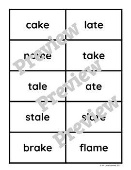 "Benchmark Literacy Phonics 1st Grade Unit 8 ""BANG"" game"