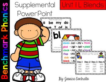 Benchmark Literacy Phonics Unit 1