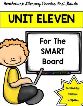 Benchmark Literacy Phonics Unit 11