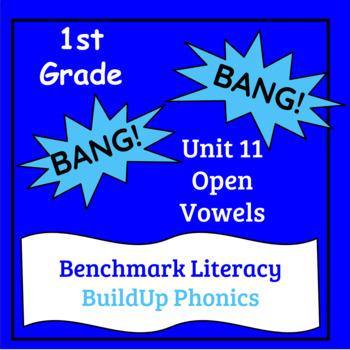 "Benchmark Literacy Phonics Unit 11 ""BANG"" game"