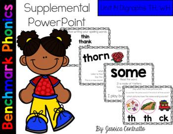 Benchmark Literacy Phonics Unit 14