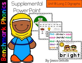 Benchmark Literacy Phonics Unit 18