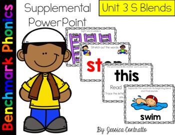 Benchmark Literacy Phonics Unit 3