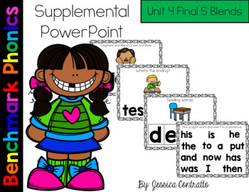 Benchmark Literacy Phonics Unit 4