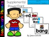 Benchmark Literacy Phonics Unit 5