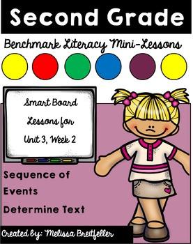 Benchmark Literacy Second Grade Unit 3 Week 2