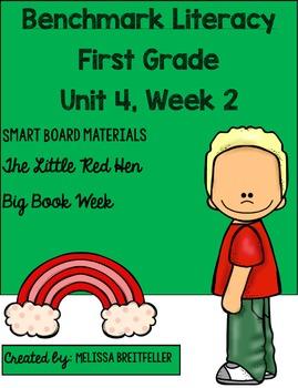 Benchmark Literacy Unit 4 Week 2 First Grade