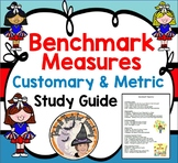 Benchmark Measures Customary Metric Length Weight Mass Capacity Volume