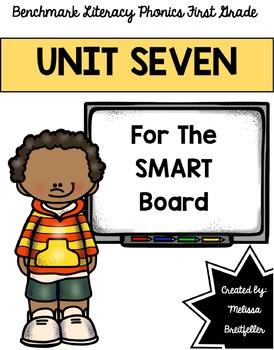 Benchmark Phonics Unit 7 First Grade