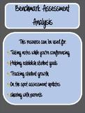Benchmark Reading Assessment Analysis/Checklist