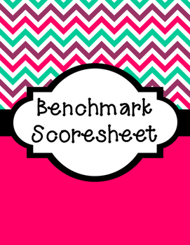 Benchmark Scoresheet