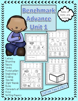 Benchmark Small Group and Supplemental Resource Unit 1