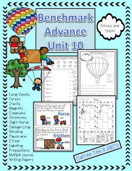 Benchmark Small Group and Supplemental Resource Unit 10
