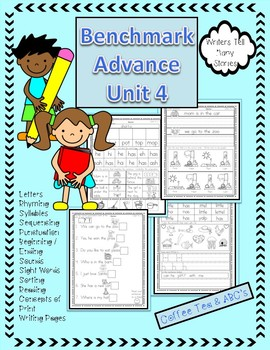 Benchmark Small Group and Supplemental Resource Unit 4