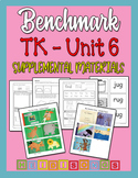 Benchmark TK Unit 6 - Supplemental Materials