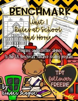 Benchmark Unit 1- Follower Freebie