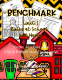 """Benchmark Unit 1- """"Rules at Home and School"""" Activities an"""