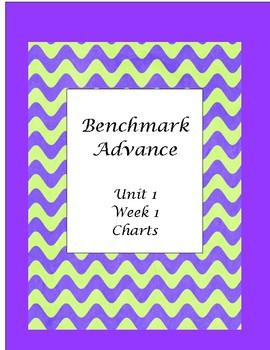 Benchmark Unit 1 Week 1 Charts