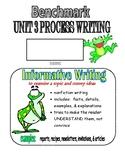 Benchmark Unit 3 Informative Process Writing