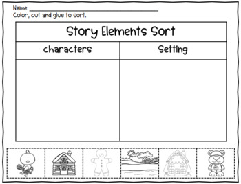 "Benchmark Unit 4- ""Writers Tell Many Stories"" Activities and Extensions by KL"