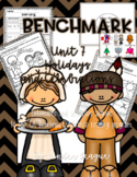 """Benchmark Unit 7- """"Holidays and Celebrations"""" Activities a"""