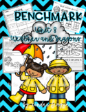 "Benchmark Unit 8- ""Weather and Seasons"" Activities and Extensions by KL"