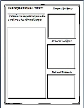 Benchmark Writing Practice and Text Analysis: Common Core Aligned 62 Pages
