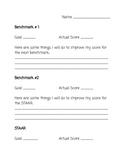 Benchmark and STAAR goals