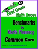 Benchmarks for Math Fluency: First Grade Addition, Subtraction, and Mixed 0-10