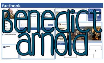 Benedict Arnold Facebook