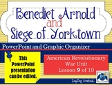 Benedict Arnold and Siege of Yorktown