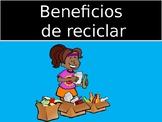 Beneficios de reciclar / PowerPoint