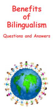Benefits of Bilingualism Brochure