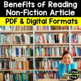 Benefits of Reading Non-Fiction Article