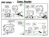 Bengali Comic Reading Comprehension - #1 - 3
