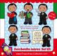 Benito Juárez Clipart, Mexico, President, history of México, Presidente Set 121