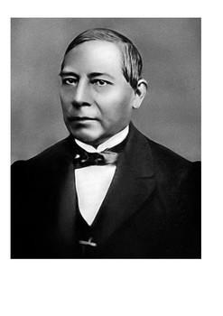 Benito Pablo Juárez García Word Search