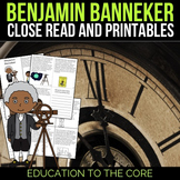 Benjamin Banneker Reading Passage and Activities
