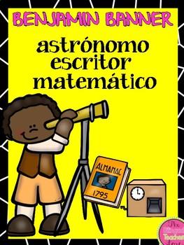 Benjamin Banneker Biography in Spanish