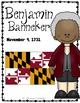 Benjamin Banneker Biography Research Bundle {Report, Trifold, & MORE!}