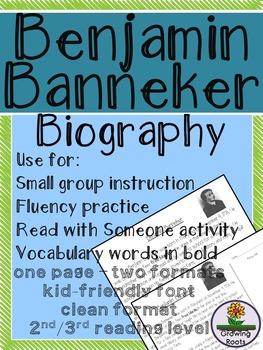 Benjamin Banneker Biography