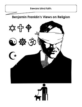 1780 - Benjamin Franklin's Autobiography - Beware Blind Faith