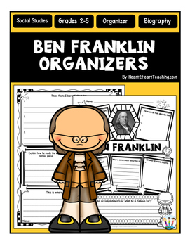 Benjamin Franklin Organizer for Guided Research & Review