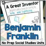 Benjamin Franklin Inventions, Facts and Timelines