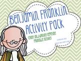 Benjamin Franklin Activity Pack