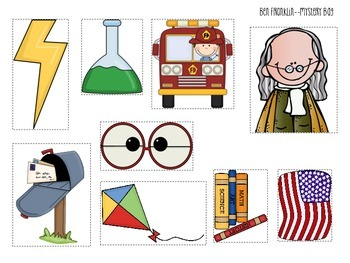 Benjamin Franklin Activity Pack